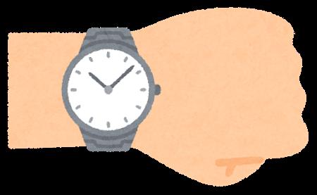 この買った腕時計いくらに見える???