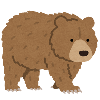 【画像あり】旦那が道にいたクマを連れて帰ってきたwwwwwwwwwwwwww