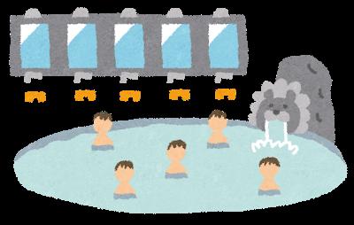 【恐怖】ビジホの大浴場で出会ったガチなキモメン・・・・・
