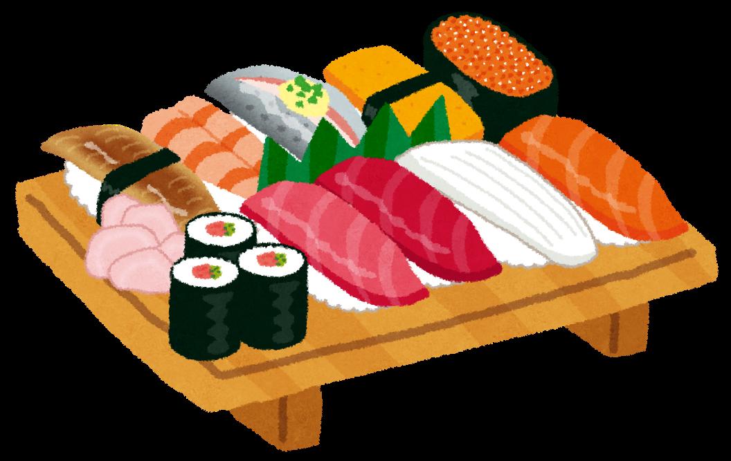 寿司ってさ、職人が丹誠込めて作るから特別なわけで