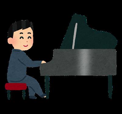 今からピアノを勉強しようと思っている奴の適性が5秒でわかる方法wwwwww