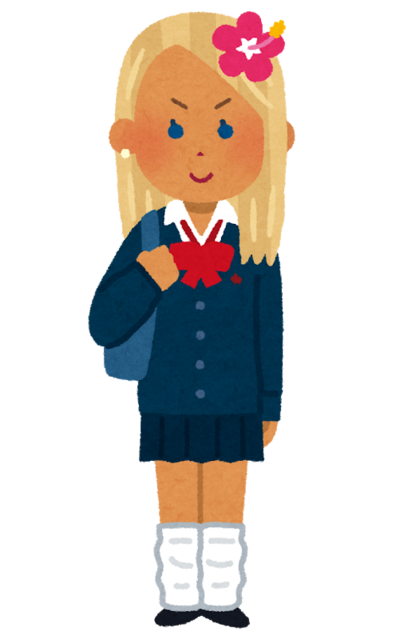 【ガチ画像】日本の女子中高生、サイコパスだと判明wwwwwwwwwwwww