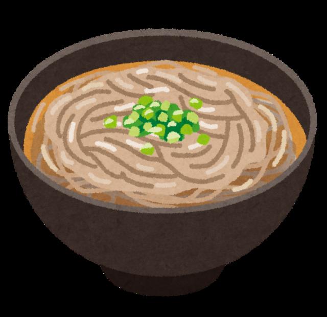 蕎麦に付けたいミニ丼選手権