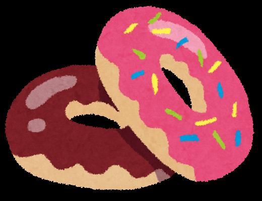 【ムホホ♡画像】ミスドの新作ドーナツがエチエチすぎるwwwwwwwwwwww
