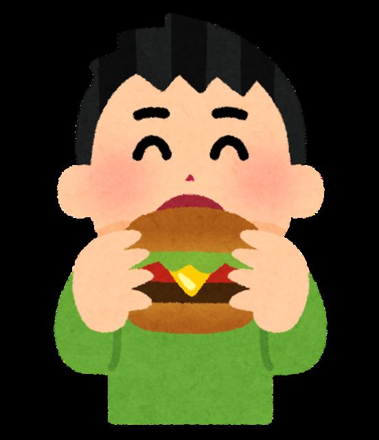 【衝撃画像】コメダ珈琲のハンバーガー、デカすぎるwwwwwwwwwwwwww